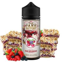 The Cake Factory Red Xplosion 100ml