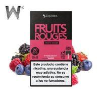 Wpod Frutos Rojos - 4 x 1ml