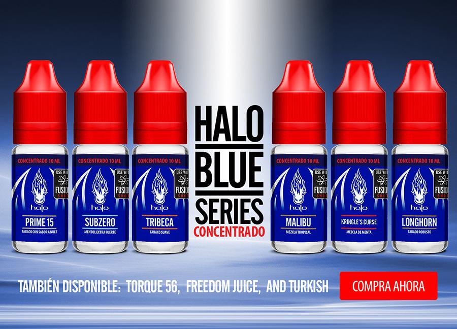 Halo Blue Series Aroma
