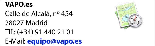 Contactar con VAPO