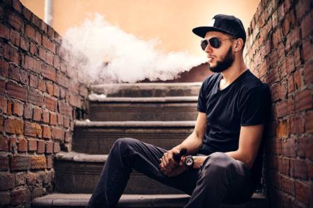 Sabor tabaco para vapear