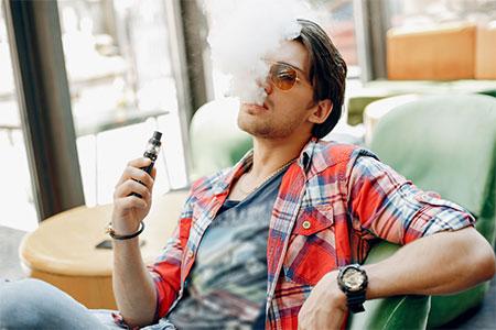 vapear sales de nicotina