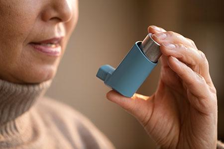 Asma y vapeo