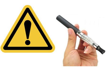 Seguridad cigarrillo electrónico